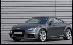 Audi посвятила спецверсию TT Тацио Нуволари