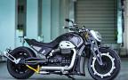 Появились фото российского мотоцикла «Волк»