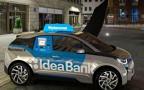 Банкиры превратили BMW i3 в банкомат на колесах