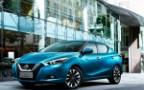 Nissan запускает в серию новый седан