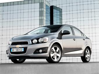 ГАЗ будет выпускать 30 тыс. Chevrolet Aveo в год - ГАЗ