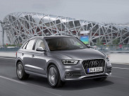 Российские цены на Audi Q3 стартуют с отметки 1 287 900 рублей. Столько стоит модификация 2.0 TFSI (170 лошадиных сил) на шестиступенчатой «механике». За семиступенчатый «робот» S tronic просят доплатить еще 71 000 рублей. Более мощная версия того же мотора (211 сил) агрегатируется только с S tronic и стоит уже 1 535 500 рублей. Единственная версия с турбодизелем 2.0 TDI (177 сил) поставляется уже в паре с «автоматом». Цена -- от 1 459 200 рублей.