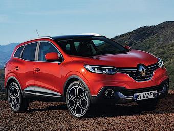 Renault представит кроссовер Kadjar - Renault