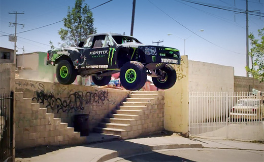 Фото Monster Energy