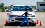 GM изобрел дешевую систему аварийного торможения