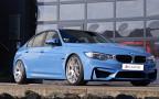 Немцы довели мощность BMW M3 до 517 л.с.