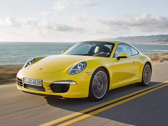 Porsche сделала спорткар 911 Carrera S быстрее на 0,1 секунды