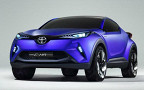 Рассекречен предвестник нового кроссовера Toyota