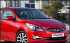 В Сети появились первые фотографии нового Hyundai Solaris