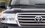 Появилась первая фотография обновленного Toyota Land Cruiser