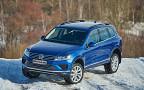 Тест-драйв обновленного Volkswagen Touareg: огрехи эволюции