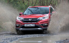 Тест-драйв Honda CR-V: скромно и со вкусом