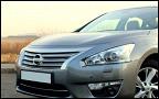 Тест-драйв нового Nissan Teana: вторая молодость