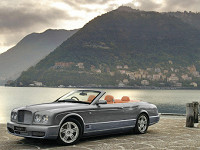 Bentley Azure. Фото Bentley