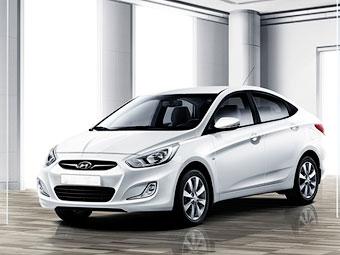 Hyundai представил обновленный седан Accent 2012 года - Hyundai