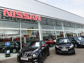 Nissan кардинально изменит свои автосалоны