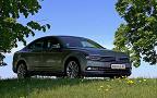 Тест нового Volkswagen Passat B8: зарабатывать надо больше
