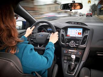 Ford отказался от операционной системы Microsoft на своих авто