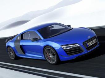 Audi начала серийно устанавливать лазерные фары на авто - Audi