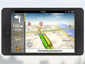 Мобильная навигация: смартфон, планшет или навигатор?