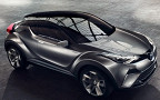 Toyota выведет на рынок конкурента Nissan Juke