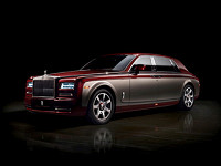 Rolls-Royce Phantom Pinnacle Travel. Фото Rolls-Royce