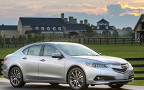«Акура» назвала рублевую стоимость седана TLX