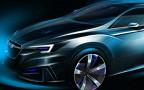 Subaru готовит новую Impreza