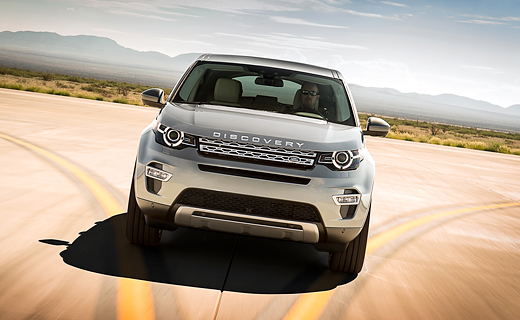 Фото Land Rover