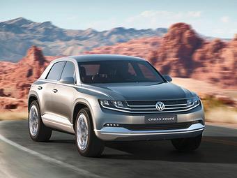 VW Tiguan получит стильную версию - Volkswagen