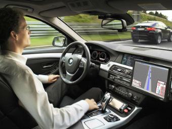 BMW приступила к тестам беспилотных авто в Китае
