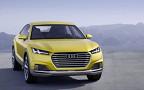 Audi придумала смешное название для нового кроссовера