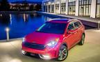 Kia представила первый гибридный вседорожник