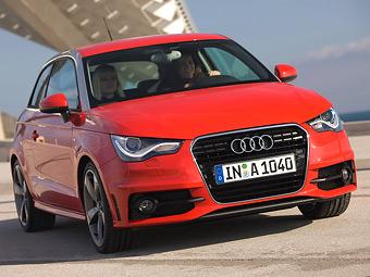 Хэтчбек Audi A1. Фото Audi