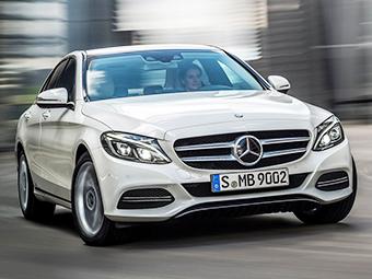 Mercedes-Benz C-Class. Фото Mercedes-Benz