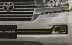 Появились первые изображения нового Toyota Land Cruiser