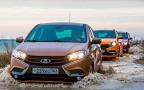 Lada попала в топ-20 автомобильных брендов Европы