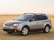Subaru Tribeca – редкий автомобиль на наших дорогах. Под капотом «Трибеки» установлен бензиновый горизонтально-оппозитный 3,6-литровый шестицилиндровый 258-сильный двигатель, агрегатированный с пятиступенчатым «автоматом». Автомобиль предлагается в трех комплектациях по цене от 2087300 рублей.