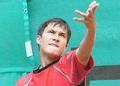Евгений Донской, фото с www.gotennis.ru.  Евгений Донской удачно начал...