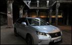 Тест-драйв Lexus RX: Комната релаксации