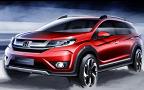 Honda представит новый семиместный кроссовер