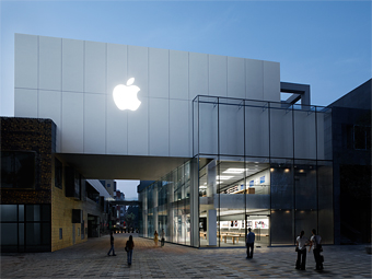Названа предполагаемая дата появления электромобиля Apple