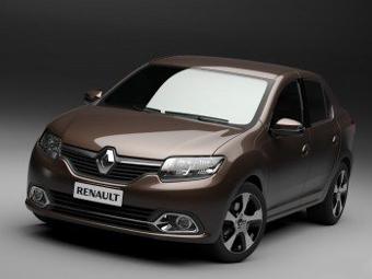 Renault Logan. Фото с сайта renaultlogan2.ru