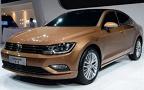 В Китае дебютировал VW Lamando