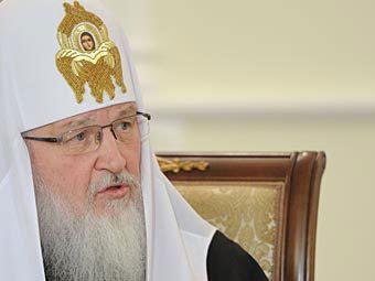 Общественная палата заявила о травле патриарха Кирилла