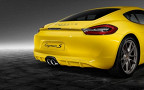 Porsche Exclusive рассекретил новый Cayman S