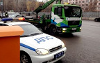 В Москве будут реже эвакуировать машины