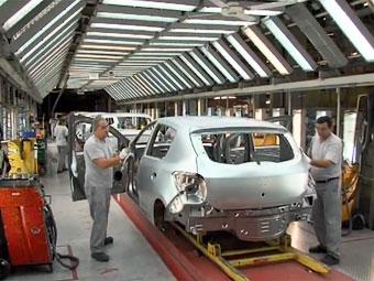 В Румынии на заводе Dacia началась забастовка - Dacia