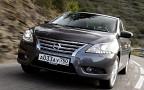 Тест-драйв Nissan Sentra: динамикозамещение