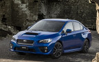 Тест-драйв Subaru WRX: Синих кровей